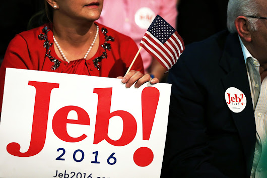 Typography Is Why Jeb's Logo Is Worse Than a Piece of Crap