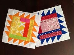 January Sparkle Blocks for {Faith} do.Good Stitches bee