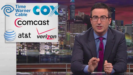 John Oliver wants the internet's worst trolls to yell at the FCC