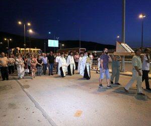Αποτέλεσμα εικόνας για Ο Εορτασμός της μνήμης των Αγίων Αποστόλων και Παύλου στο Λαδοχώρι (+εικόνες)