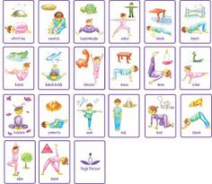 Printable Yoga Cards C Ile Web E Hukmedin