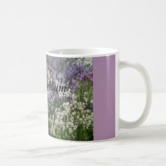 Love You Mum Lavender Mug