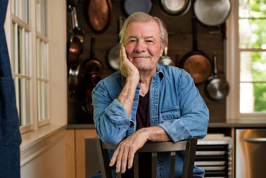 Jacques Pépin on His Rise to Star TV Chef