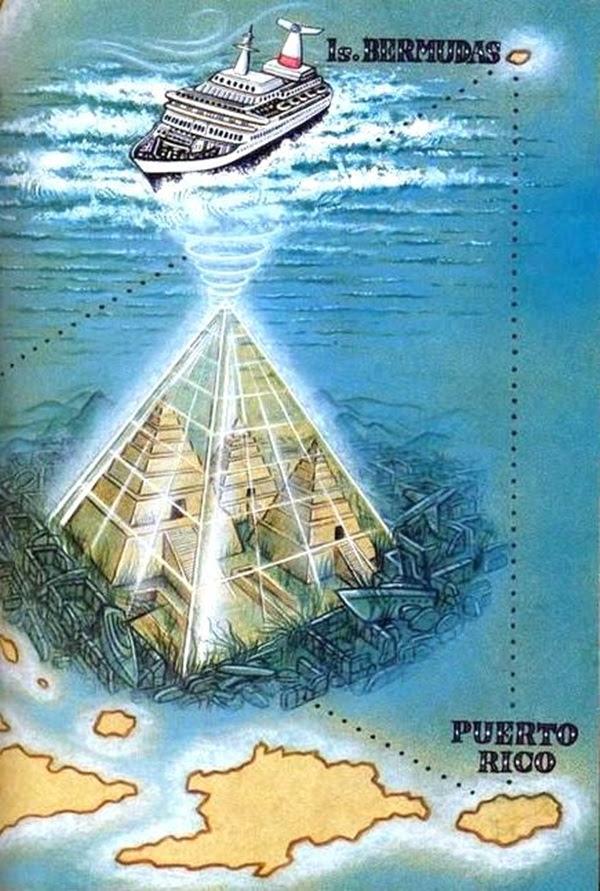 O Triângulo das Bermudas: história, mistérios e teorias