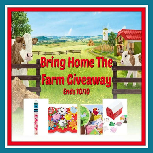 Bring Home The Farm Giveaway! ~ Freebies Deals & Steals