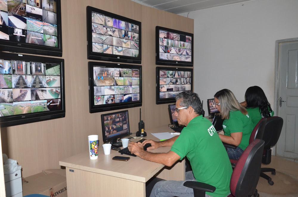 Equipes monitoram presos no Centro de Detenção de Pedrinhas