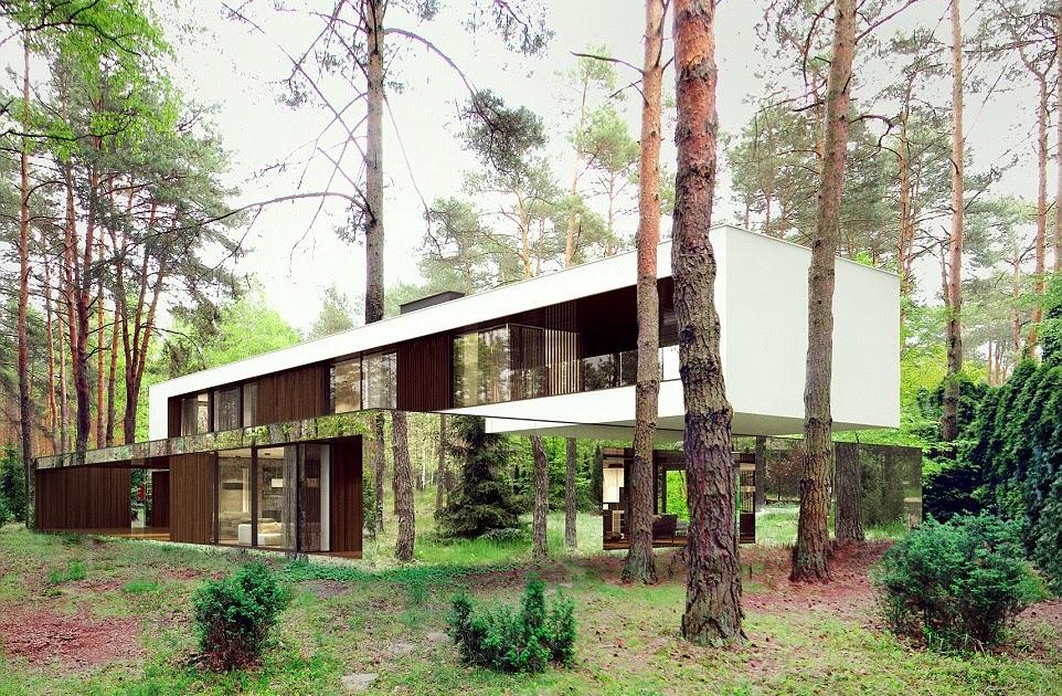 Futuristic Kit House Company In Poland