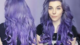 Lilablaue Haare Ombre Spitzen Playithub Largest Videos Hub