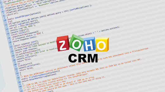 Creating Wrappers for Zoho - Fyresite Digital Marketing