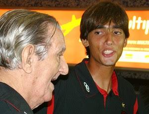 Cesar avô Flamengo Aeroporto copa juniores
