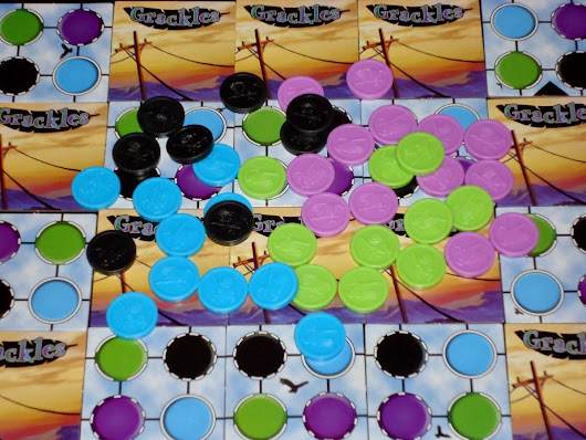 Review: Grackles