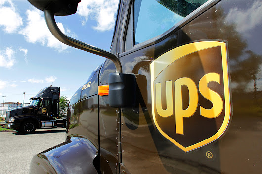 UPS to Add Surcharges for Holiday Deliveries