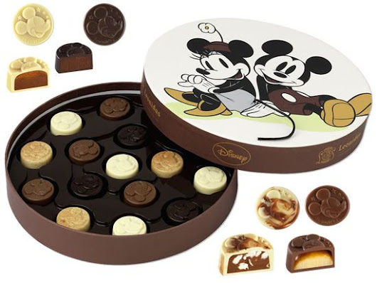Disney to Open New Chocolate Shop in Disney Springs