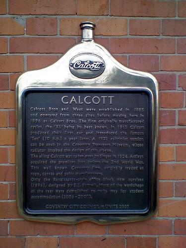 calcott