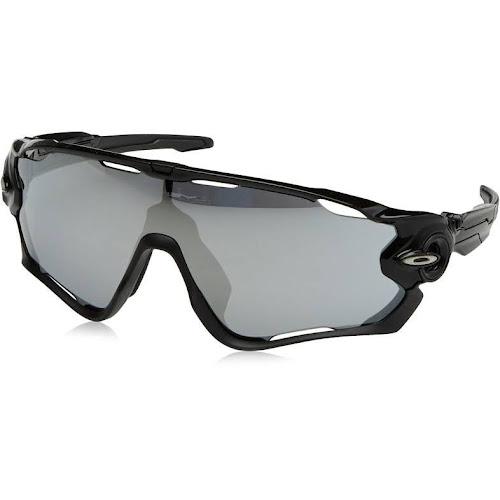 1dfca75a2f ... authentic oakley jawbreaker halo ed. sunglasses polished black chrome  iridium 699dd c29ff