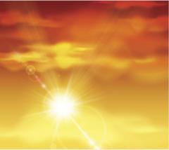 AVERTIZARE ANM. Cod roșu de căldură extremă în 12 județe din vest și sud-vest; Cod portocaliu de caniculă în restul țării, vineri și sâmbătă