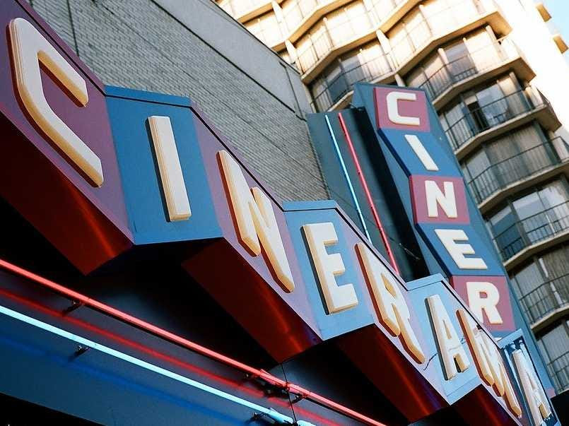 When he heard his favorite Seattle movie theater was going to be demolished, he decided to buy it. He refurbished the Cinerama with state-of-the-art sound and projection systems, including the world's first 4K laser projector.
