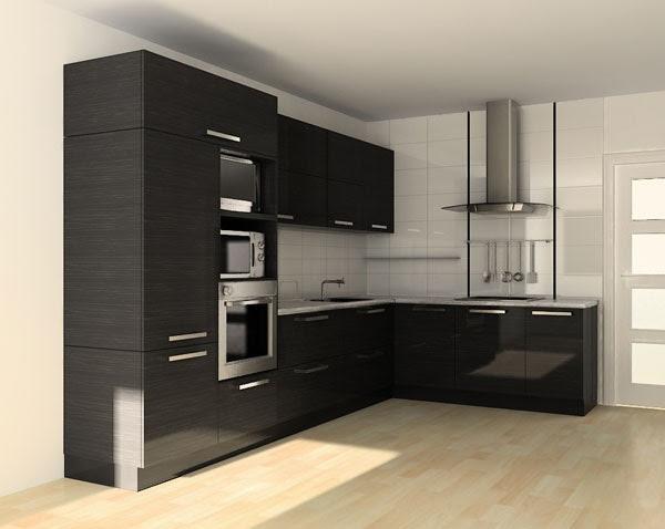 Угловая кухня 4
