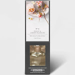 2.02 fl oz Peony and Cherry Blossom Oil Reed Diffuser - Threshold