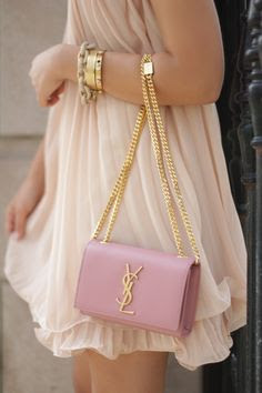 Chic Street Fashion....YSL