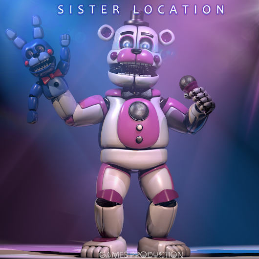 Image: Funtime Freddy! by GamesProduction on DeviantArt