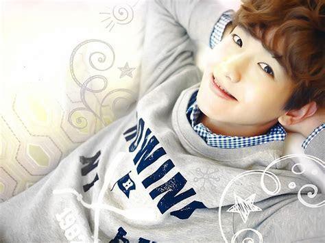 Baekhyun Kpop Fotos Sonrisa fondos de pantalla gratis