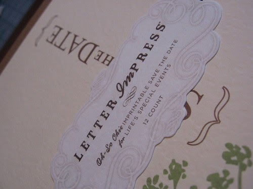 Target Wedding Invitations Kits: Cry Baby Ink: Imprintable Invites At Target