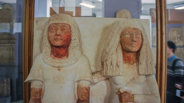 Happy Valentine's Day from Ancient Egypt : Egyptian Museum of Cairo edition