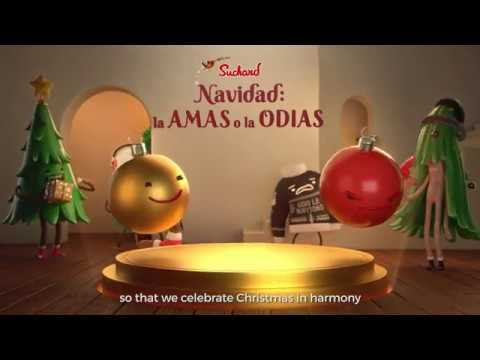 Suchard Digital Advert By Ogilvy: The Official Christmas Treat | Ads of the World™