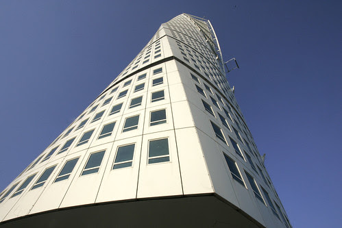 Image HSB Turning Torso Copyright © HSB Malmo / Pierre Mens
