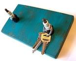 AQUA key hook / jewelry organizer