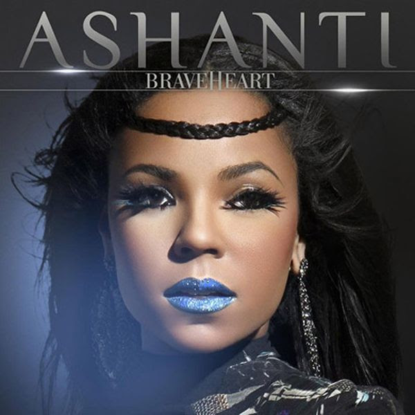 Brave Heart  (Album Cover), Ashanti