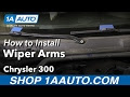 How Much Does It Cost To Replace Windshield Wiper Arm