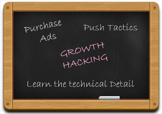 Push Tactics of getting visitors through Growth Hacking