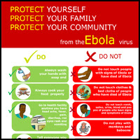 Ebola Poster Dosand Donts update UNICEF