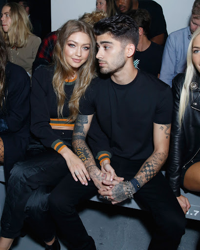 Avatar of Gigi Hadid Took a Rare Selfie With a Shirtless Zayn Malik During Her Pregnancy