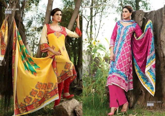 Sitara-Universal-Exclusive-Summer-Latha-Lawn-Collection-2013-Vol2-Famous-Actress-Model-Fiza-Ali-14