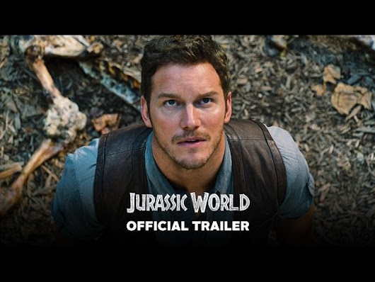 Here's the First Full Trailer for Jurassic World Starring Chris Pratt
