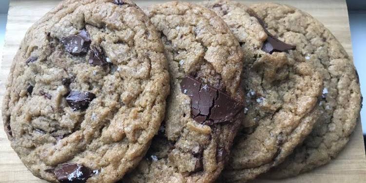 Recipe: Yummy The BEST Vegan Chocolate Chip Cookies