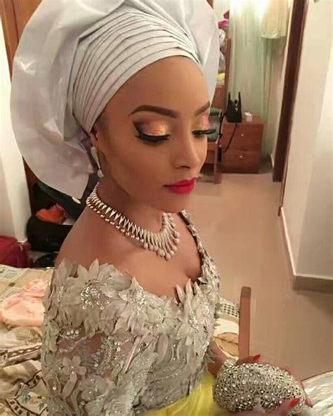 Igbo top   Aso Oke in 2019   Igbo bride, African