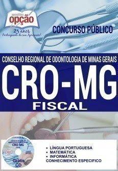 apostila FISCAL CROMG 2016