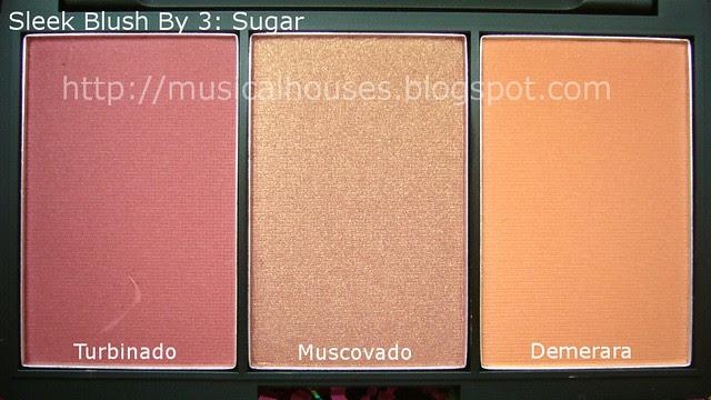 sleek blush by 3 sugar close up