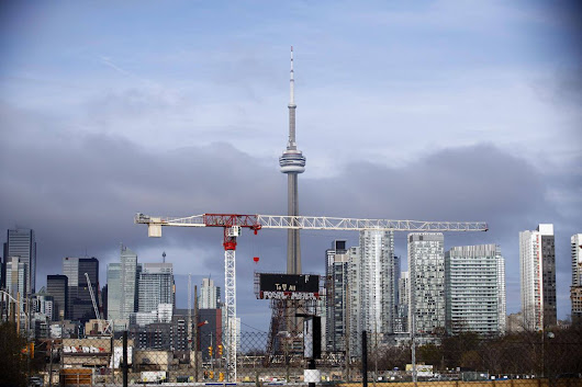 Toronto only Canadian city on short list for Amazon HQ2