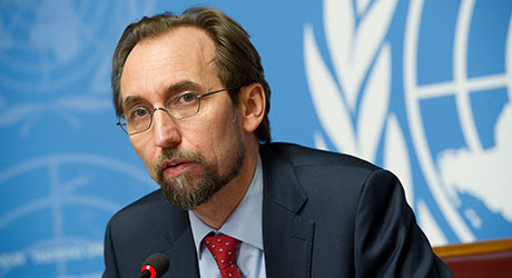 Zeid to Migrants Summit: We must stop bigotry