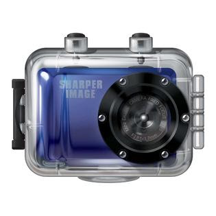 Sharper Image Hd Mini Action Camera Blue Tvs Electronics