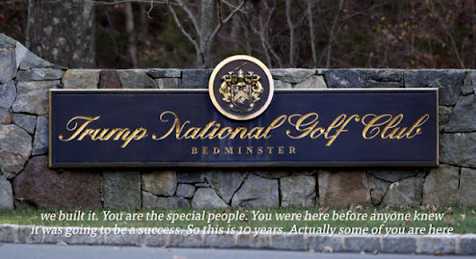 Leaked Tape Reveals Trump Invited Golf Club Members To Sit In On Interviews For Cabinet Positions [AUDIO] - Joe.My.God.