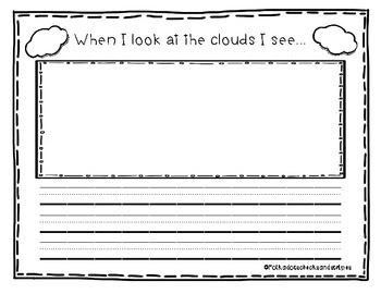 Cloud Writing Freebie!