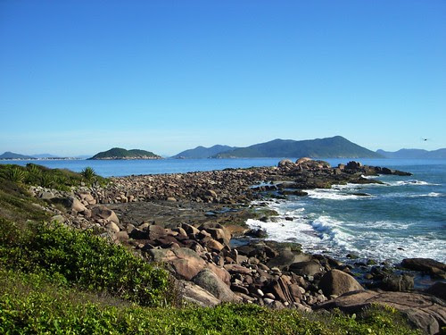 Paisagem - Palhoça - Pinheira - Santa Catarina