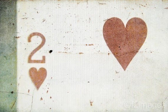 2 of hearts.