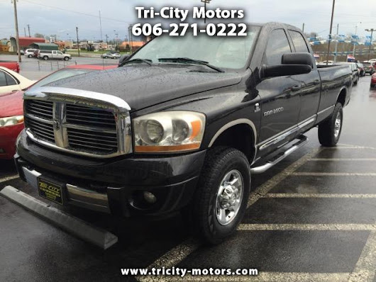 Used 2006 Dodge Ram 2500 for Sale in Somerset KY 42501 Tri-City Motors